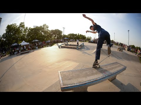 Vans Scorchin' Summer: Kansas City Demo