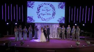 Sean Myatt & Maggie Miller Wedding Ceremony