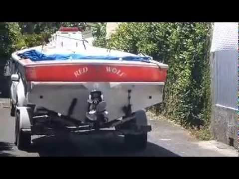 """Subaru Forester Towing >> My Subaru Forester 2.5XT 2011 Towing my 24"""" polyester Fishing boat. - YouTube"""