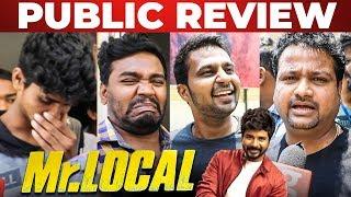 Mr.Local FDFS Public Review GK Cinemas | Sivakarthikeyan | Nayanthara | Hip Hop Tamizha