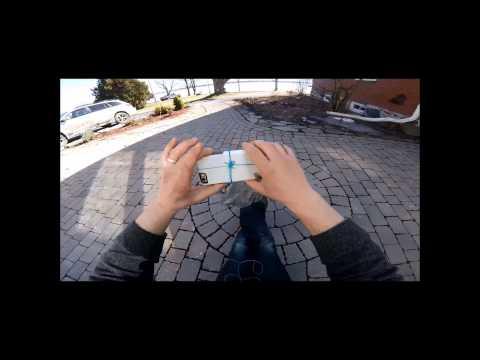 スマホで3Dっぽく自撮り映像を撮影する方法