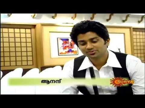 Thalsamayam Oru Penkutty Singer Anand