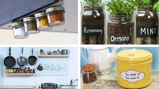 6 Amazing DIY Projects For Your Kitchen