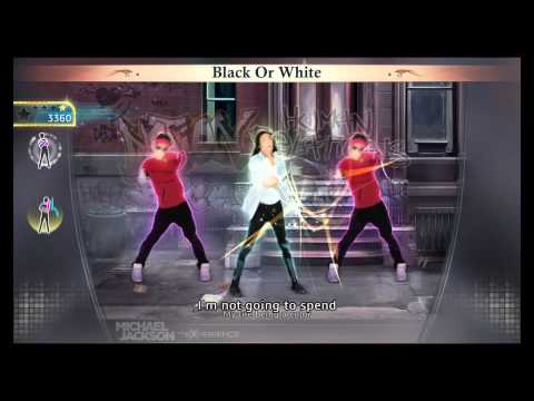 Michael Jackson The Experience Black Or White (PS3) (FULL HD)