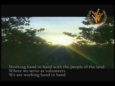 hand in hand - session road (UN Volunteer album 2001)