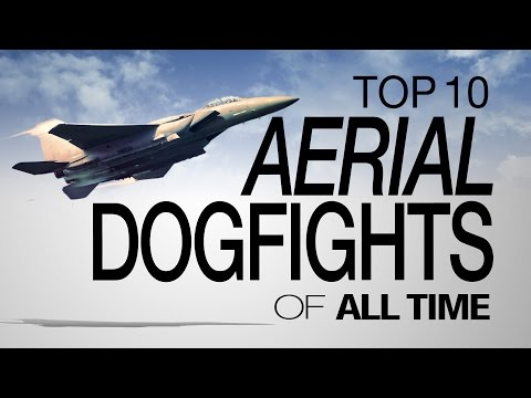 Top 10 Aerial Dogfights In Movie History