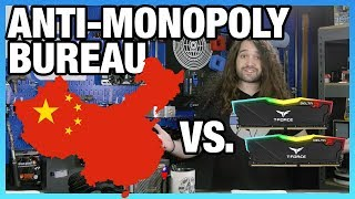 HW News - China vs. Memory Makers, B450 Chipset Specs