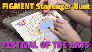 Figment Fun at Festival of the Arts | Epcot