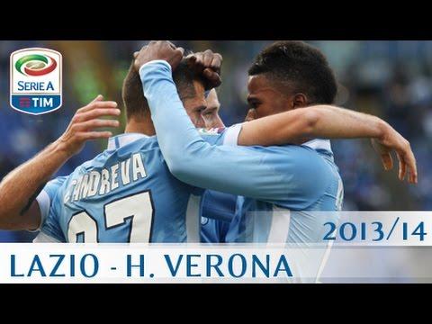 Lazio - H.Verona - Serie A 2013/14 - ENG