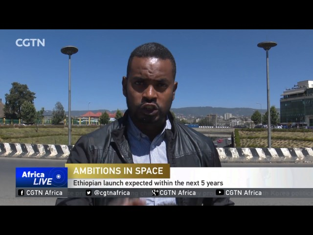 Ethiopia plans to launch civilian satellite in the coming years