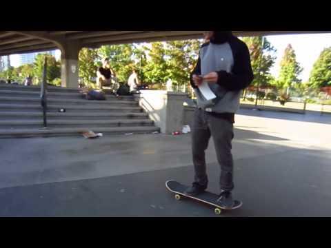 OK Skateboards team manager 2