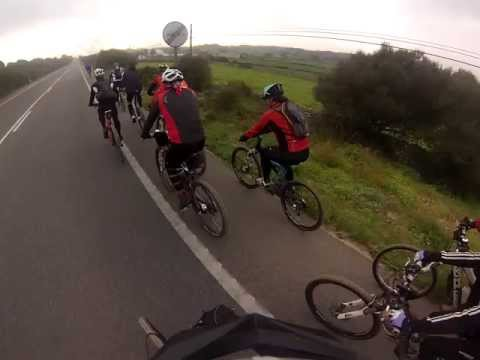 Mountain Bike Spain, El pilar 1