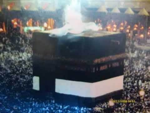Angel Real Image Photo in Mecca Kaaba 2008