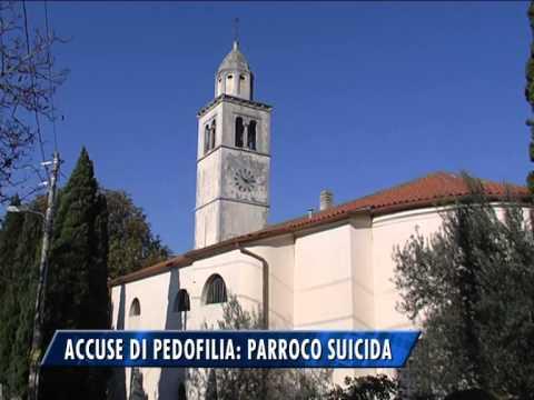 ACCUSE DI PEDOFILIA: PARROCO SUICIDA