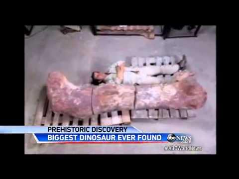 Dinosaur Discovers:  Titanosau