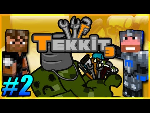 Tekkit Pt.2 |I Like Gold LLC.| Get to work