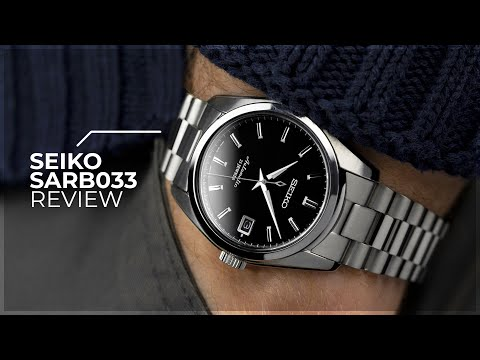 This Watch Is Already A Classic! - Seiko SARB033 Your Next Watch: WatchGecko Review