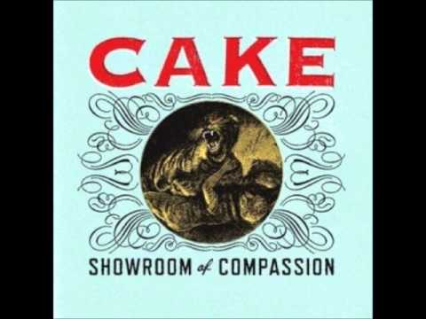 Cake - Mustache Man (Wasted)