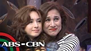 Coleen cries during 'Showtime' birthday