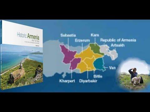 "Video, Interview Author Matthew Karanian Book ""Historic Armenia"""
