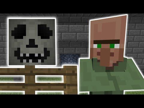 Minecraft: THE CRAZY VILLAGERS MISSION - Custom Mod Challenge [S8E9]