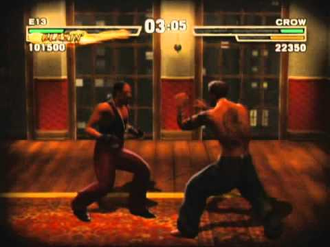 Def Jam Fight For New York-final video