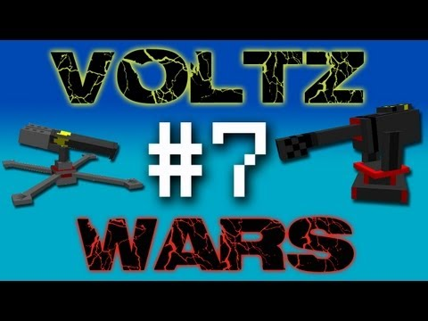 Minecraft Voltz Wars - Strange Building #7
