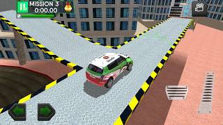 Roof Jumping Car Parking Games - Gameplay Android game