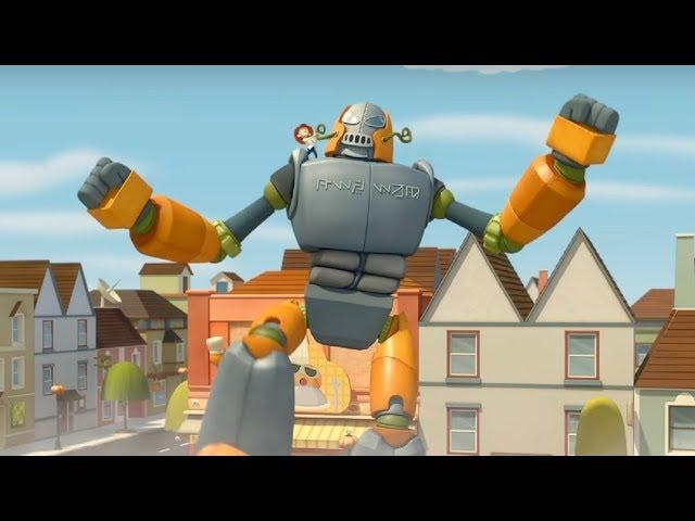 Макс Грин и инопланетяне –Вторжение во сне- серия 31- Мультфильм для детей – НЛО