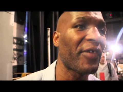 'WE HAVE A SUPERSTAR IN BOXING RIGHT NOW' - BERNARD HOPKINS ON LUCAS MATTHYSSE /  POST FIGHT