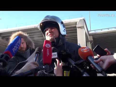 25.01.13 Пожар в Москва-сити. //Газета.ру