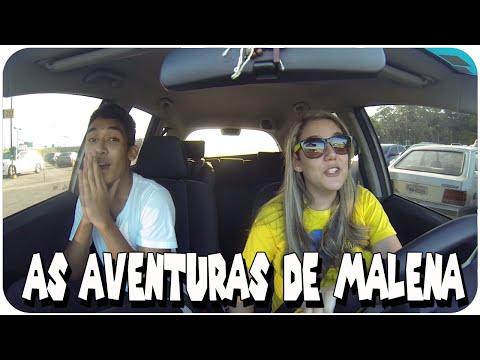 As Aventuras De Malena #01 Rumo Ao Hotel! video