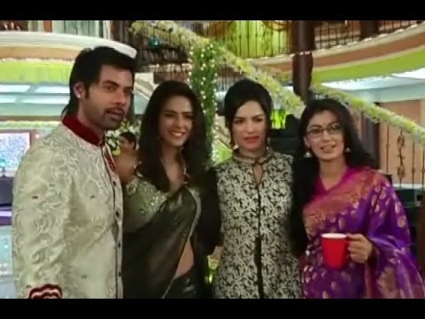 Kumkum Bhagya Tv Serial Shooting On Location June 13, 2014 video