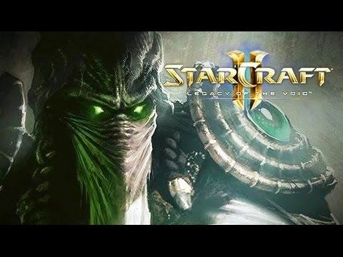 Фильм Starcraft 2: Предчувствие Тьмы (Пролог Legacy of the Void)