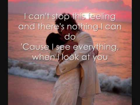 Firehouse - When I Look Into Your Eyes (lyrics) video