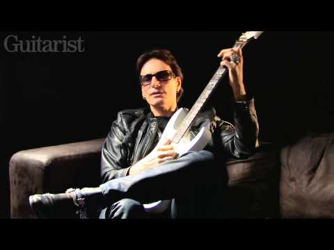 Steve Vai - Discusses For The Love Of God