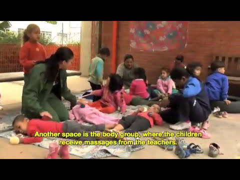 Série Paralapracá filme 6: Assim Se Organiza O Ambiente