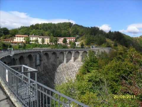 Lago del brasimone camugnano bologna italy youtube - Lago lungo bagno di romagna ...