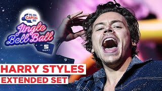 Harry Styles - Extended Set Live at Capital's Jingle Bell Ball 2019  Capital