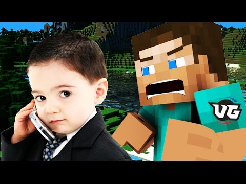 KID ACTUALLY CALLS MICROSOFT ON MINECRAFT! (Minecraft Trolling)