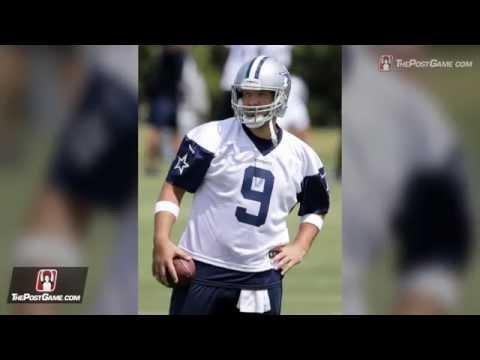 Dallas Cowboys Quarterback Tony Romo Says Team Will Win the Super Bowl