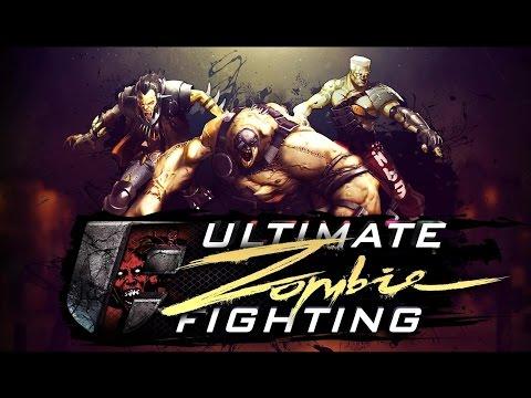 Ultimate Zombie Fighting - Отличный зомби файтинг на Android
