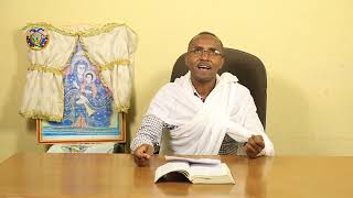 Ethiopan Ortodox Tewahido by Mehabere Kidusan Negere MARYAM