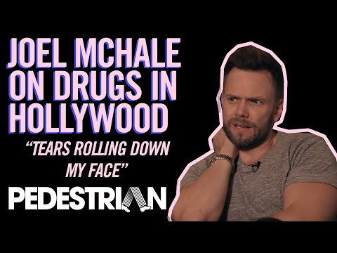 Joel McHale On The Drugs In Hollywood And Being Handsome