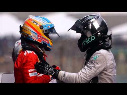 Formel 1: Lewis Hamilton mit Hattrick vor Nico Rosberg, Sebastian Vettel Fünfter | China Grand Prix