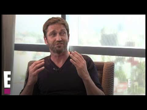 Coffee Break: Gerard Butler