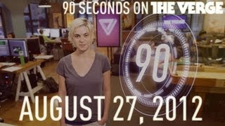 Apple vs. Samsung, RIP Neil Armstrong, and more - 90 Seconds on The Verge_ Monday, August 27, 2012