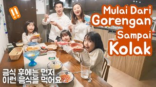 Bikin 7 Macam Takjil Untuk Buka Puasa Di Korea!! 😯 아내가 준비한 7가지 라마단 음식!
