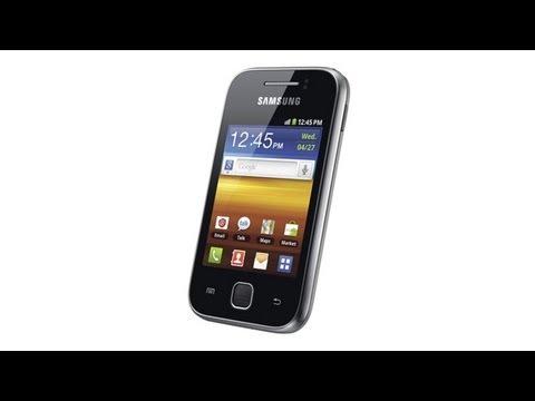 Samsung Galaxy Y GT- S5360 Android 2.3. GPS. internet 3G. Wi-fi. Teclado Swype. Touchscreen