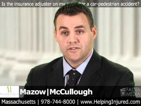 Massachusetts Auto Accident Lawyers: Is the insurance adjuster on my side after an accident?